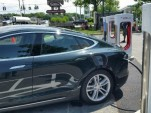 Tesla Supercharger site in Newburgh, New York, up and running - June 2015