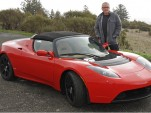 Electric Cars Need Sex Appeal; the Tesla Roadster's Got It