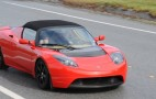 The World's Only Electric Sports Car: 2010 Tesla Roadster