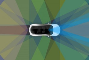 Self-driving Tesla to make LA to NYC trip this year, Musk says, without lidar
