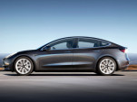Tesla Model 3 rated at 126 MPGe, third-best after Ioniq Electric and Prius Prime