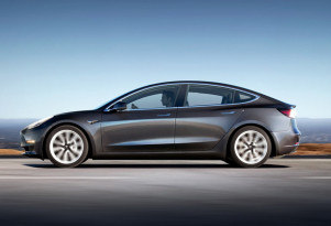 Leading the way: Tesla trounces luxury competitors in year-end sales tally