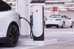 Tesla expands Supercharger fast-charging sites into cities for Model 3 owners