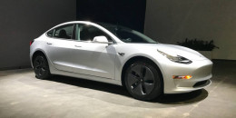 Tesla Model 3 comes up for sale... for $150,000