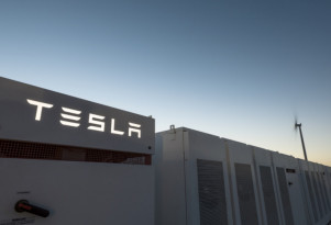 Tesla builds world's largest lithium-ion battery, for utility use, in Australia