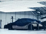 Tesla potentially teases Model Y