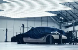 Tesla potentially teases Model Y