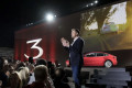 Elon Musk at Tesla Model 3 reveal