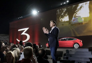 Judge dismisses lawsuit against Tesla over Model 3 production delays