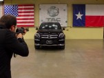 Texas Armoring Corporation Shoots At Mercedes
