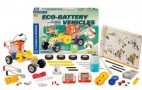 Build Your Own Metal-Air Battery Car: Now There's A Kit