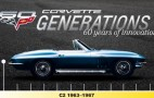 Corvette Generations Pays Tribute To The C2 Corvette: Video