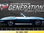The 1963-1967 C2 Corvette Sting Ray