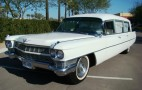 Barrett-Jackson To Auction Off JFK's Cadillac Hearse: Video
