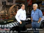 The 2012 Chevrolet Camaro ZL1 visits Jay Leno's Garage