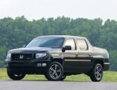 The 2012 Honda Ridgeline Sport. Image: American Honda Motor Co.