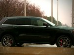 The 2012 Jeep Grand Cherokee SRT-8