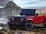 The 2012 Jeep Wrangler Unlimited Altitude Edition