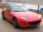 The 2012 Mazda MX-5 Miata Special Edition
