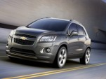 The 2013 Chevrolet Trax