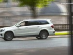The 2013 Mercedes-Benz GL63 AMG