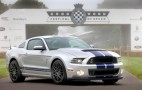 2013 Ford Mustang Shelby GT500 Visits Goodwood