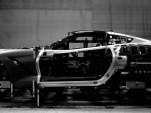 The 2014 Corvette Stingray, testing the production process