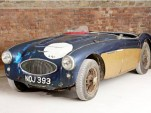 The Austin-Healey Special Test Car, registration NOJ 393. Image: Bonhams