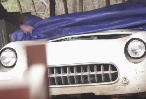 The Barn Find Hunter unearths a C1 Corvette
