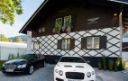 New Austrian Mountain Lodge Showcases Bentley Lifestyle