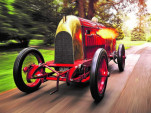 The Beast of Turin will take a fire-spewing turn inside ExCeL London | London Classic Car Show
