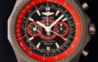 Breitling Commemorates Bentley's Ice Speed Record