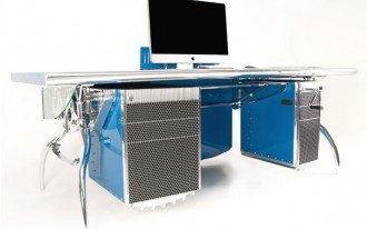 Can't Afford A Veyron? This Desk Is The Next Best Thing