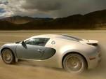 The Bugatti Veyron.
