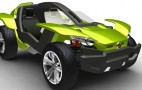 Official details for Fiat's FCC II 'Bugster' Concept