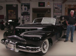 The Buick Y Job is the first-ever concept car and it just stopped by Jay Leno's Garage