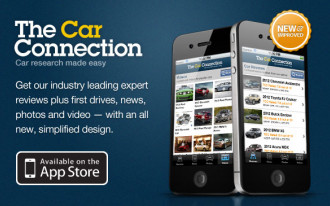 The Car Connection iPhone App Gets An Update