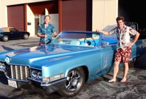 (Unofficial) World's Fastest Hot Tub: The Carpool Deville
