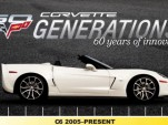 The current-generation C6 Corvette