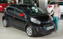 The Facebook-designed Citroen C1 Connexion - image: Citroen