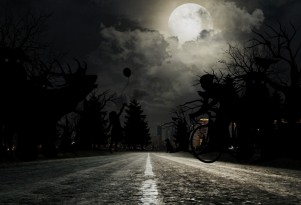 The fear that comes with driving at night