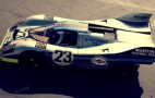 Porsche Rennsport Reunion - Heroes Aren't Just Flesh And Blood: Video