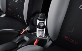 2013 Fiat 500L Brews Controversy With In-Car Espresso Maker