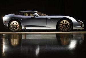 The final Alfa Romeo Zagato Stradale TZ3 - image: Amelia Island Concours d'Elegance
