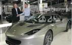 First Lotus Evora Owner Picks Up Car At Norfolk HQ