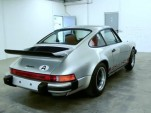 The first Porsche 911 Turbo