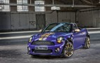 MINI Roadster Designed For 2012 Life Ball Makes Its Debut