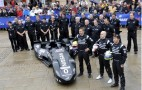 Nissan DeltaWing Driver's Two-Hour Struggle To Get Back In Le Mans: Video