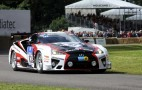 Lexus To Make Its Goodwood Festival Of Speed Debut In 2013
