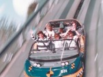 The GM Test Track at Disney's Epcot Center
